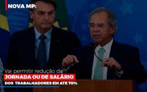 Nova Mp Vai Permitir Reducao De Jornada Ou De Salarios - Notícias e Artigos Contábeis em Vila Velha | Logran Contabilidade