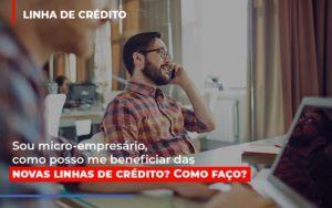 Sou Micro Empresario Com Posso Me Beneficiar Das Novas Linas De Credito - Notícias e Artigos Contábeis em Vila Velha | Logran Contabilidade